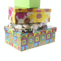 Stack of Gift Boxes