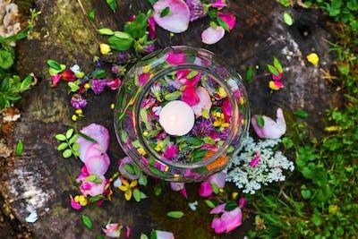 Herbal bath