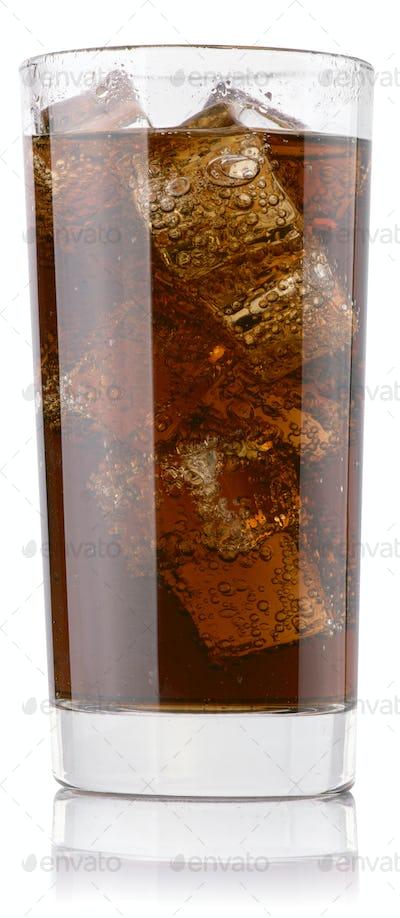 Cola glass