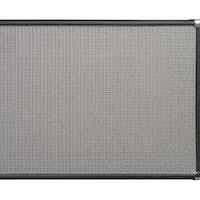 Front of guitar amplifier speaker cabinet