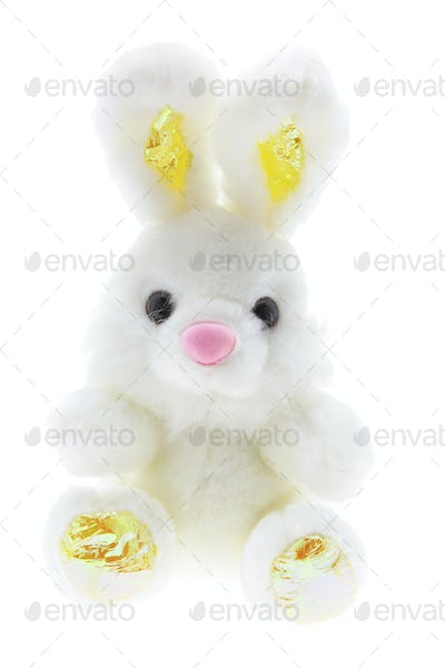 Easter Toy Bunny