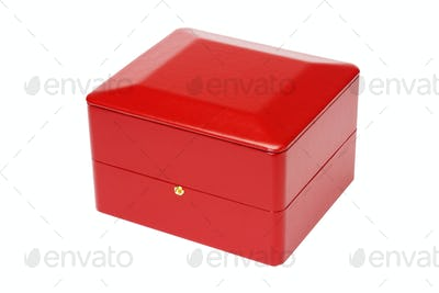 Red Jewellery Box