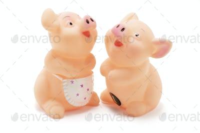 Toy Pigs