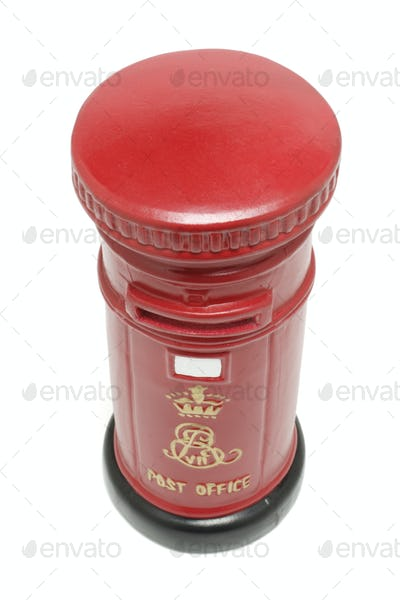 Miniature Postbox