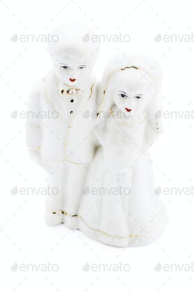Wedding Couple Figure