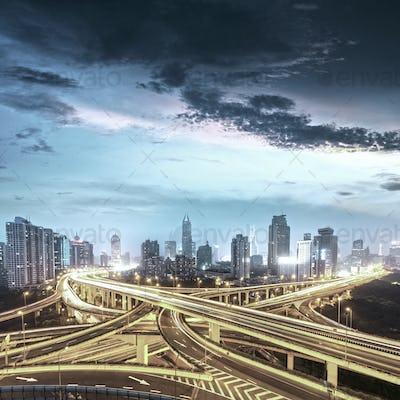 Shanghai interchange