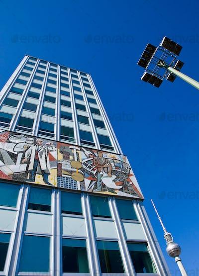 Haus des Lehrers in Berlin