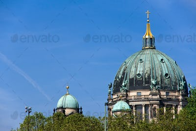 Different view on Berlin´s Dom