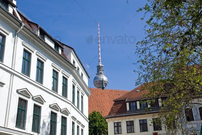 Nikolaiviertel in Berlin