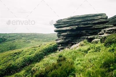 The Peak District Rocks