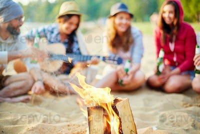 Tourist fire