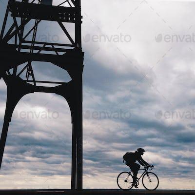 Bike Chicago cloud