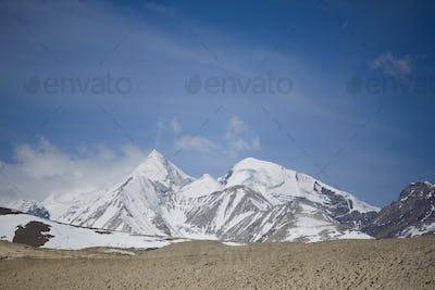 Everest Region of the Himalayas, Tibet.