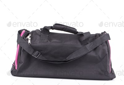sport-style travel bag