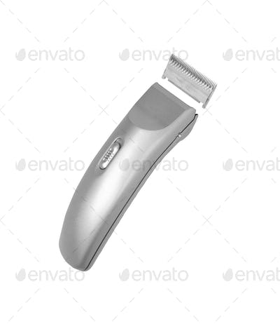 Hairclipper isolated