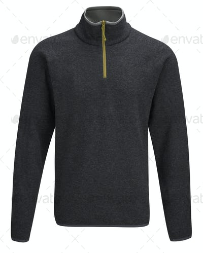 black male sweater