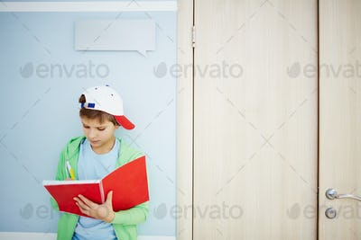Writing down idea