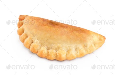 Empanadas isolated