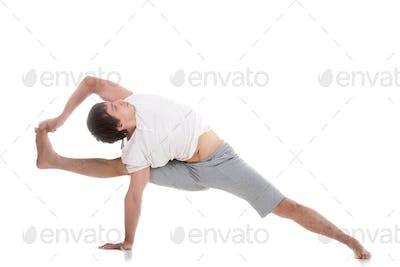 Visvamitra Pose