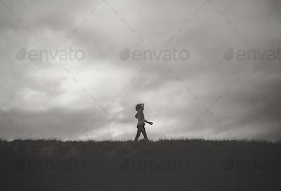 Boy on a Search