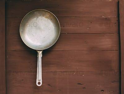 Vintage frying pan.