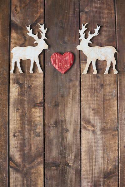 Love of reindeers
