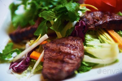 tasty steak