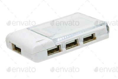 Computer USB hub