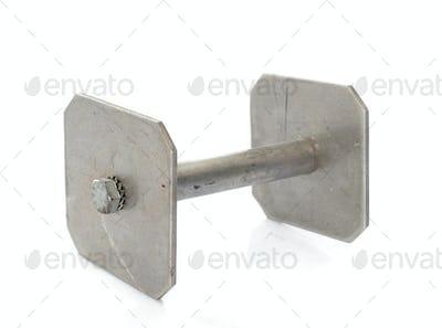 metal  dumbbell