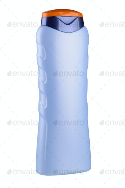 Bottle with cosmetics