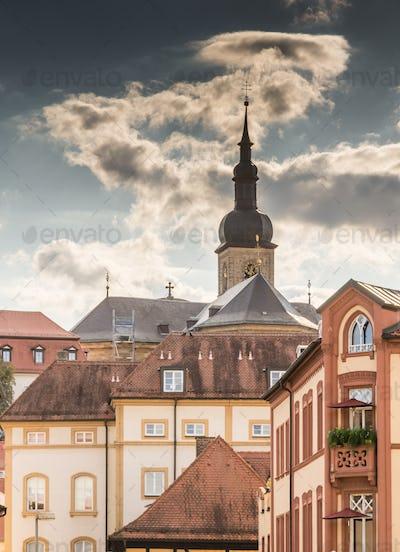 Church in Bamberg