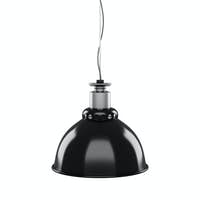 Hanging lamp isolated on white background. 3d rendering.