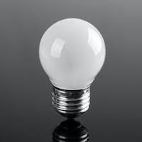 Small opaque bulb