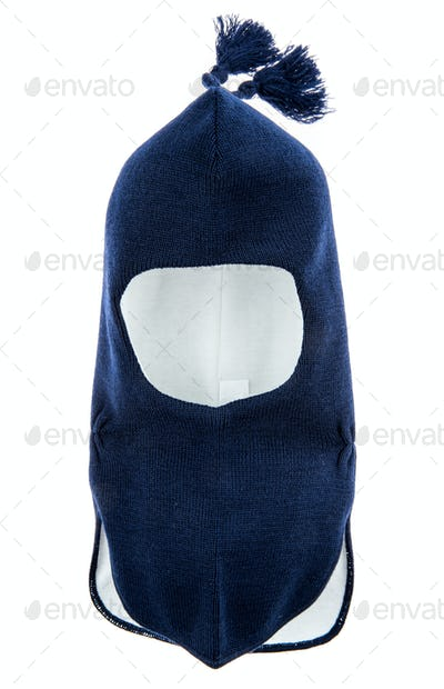 Children hat helmet One Hole Ski Mask
