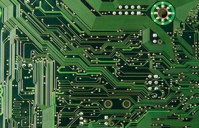 Computer motherboard circuit
