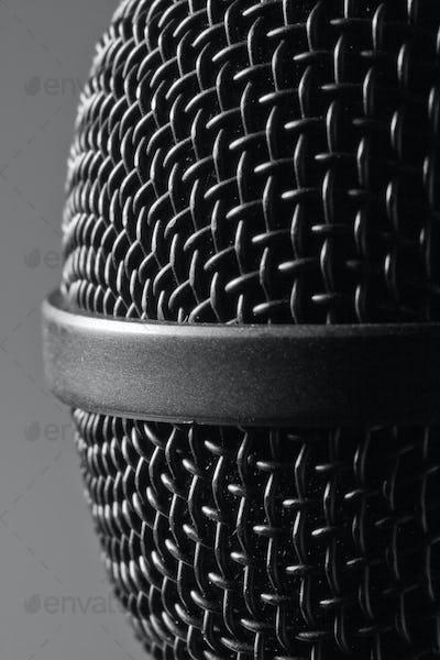 Modern microphone