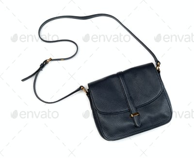 Elegant, modern woman's handbag.
