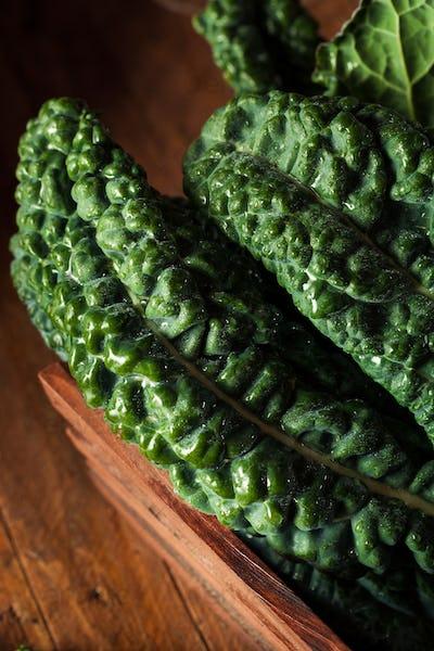 Organic Green Lacinato Kale