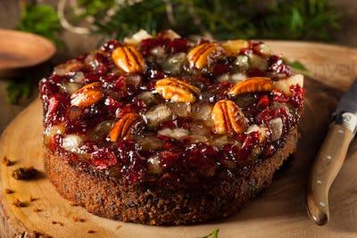 Festive Holiday Fruit Cake