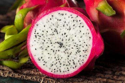 Raw Organic Dragon Fruit