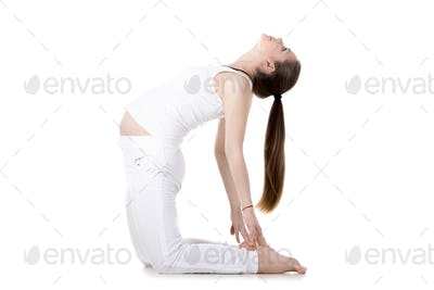 Prenatal Yoga, Ustrasana