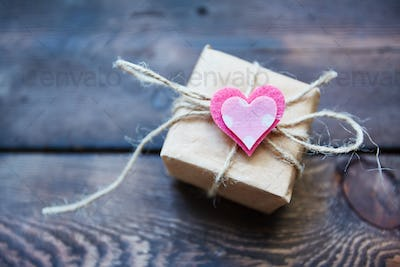 Package for valentine
