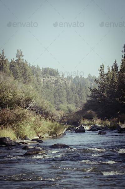 Deschutes River Faded