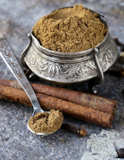 Indian Mix of Ground Spices