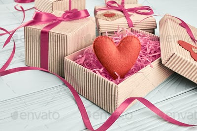 Love, gifts