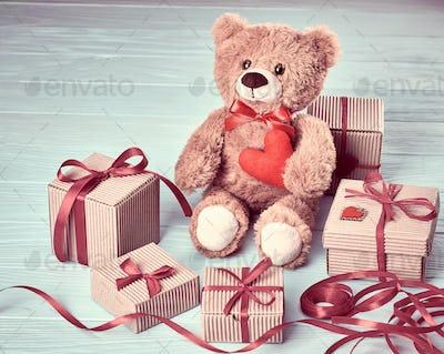 Teddy Bear, gifts