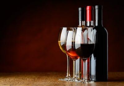 Three Sorts of Wine