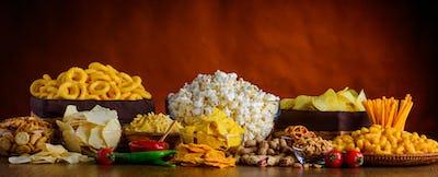 Sacks, Chips and Popcorn