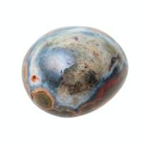 specimen of Ocean (Orbicular) jasper gemstone