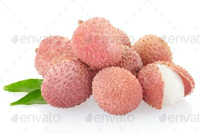 Lychee fruits